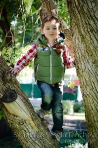 детска фотосесия Пловдив 2014-2