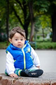 детска фотосесия Никола Пловдив 2