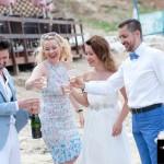 сватбен фотограф морска фотосесия сватба Черноморец Бургас Москва Варна Пловдив София 55