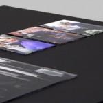 Сватбена фотокнига корица от плексиглас с четири снимки