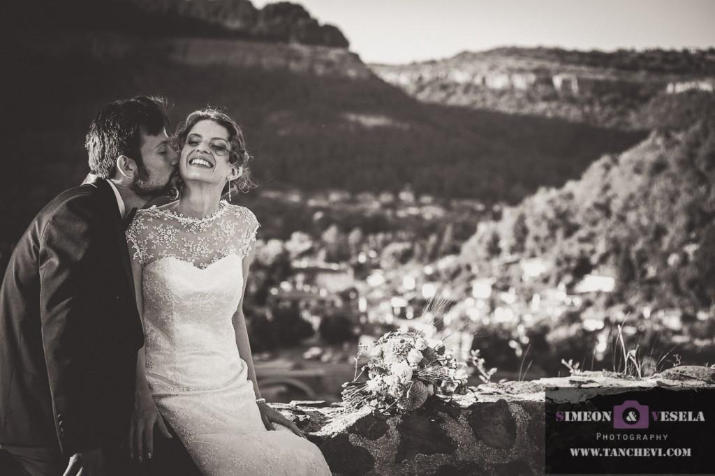 сватбена фотография на сватба в Калоянова крепост, Арбанаси, Велико Търново 83