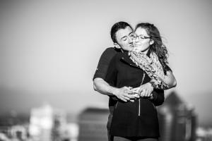 Професионална фотосесия за влюбена двойка, романтична фотосесия Пловдив, годежна фотосесия 6