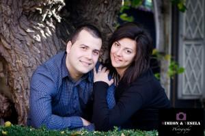 Професионална фотосесия за влюбена двойка, романтична фотосесия Пловдив, годежна фотосесия 65