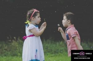 Детска семейна фотография фотосесия фотограф за рожден ден портрети Пловдив 2015 54