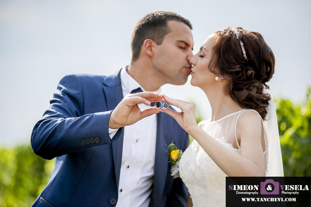 сватбен фотограф Танчеви Пловдив София Бургас 2016 202