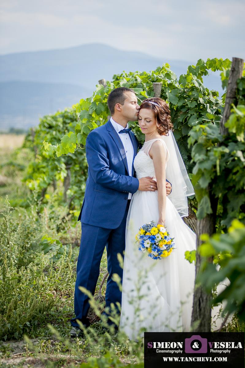 сватбен фотограф Танчеви Пловдив София Бургас 2016 209