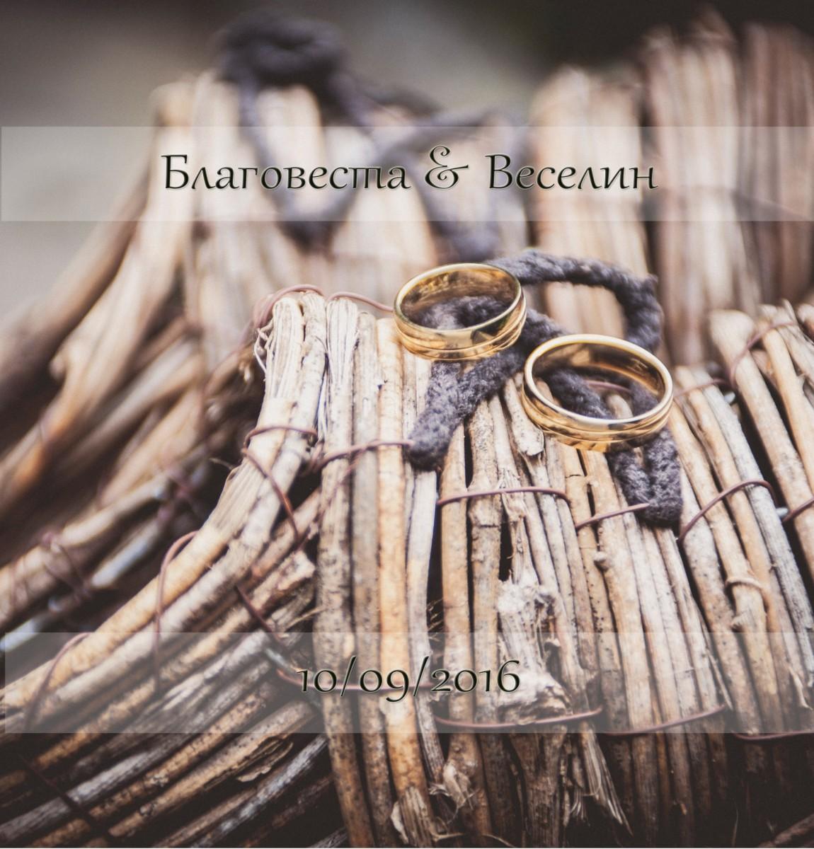 Сватбена фотокнига, сватбен фотограф, Пловдив, Панагюрище 2016-3-1