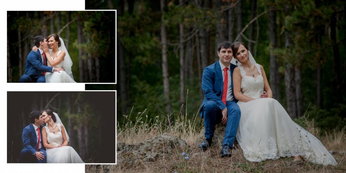 Сватбена фотокнига, сватбен фотограф, Пловдив, Панагюрище 2016-3-8